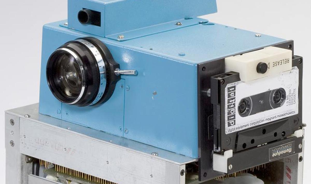 Kodak inventò la fotocamera digitale già nel 1973, ma decise di nonprodurla