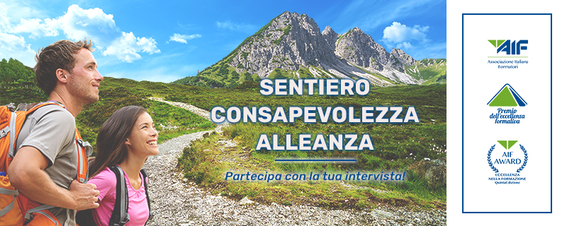 Sentiero, consapevolezza, alleanza: una riflessione sullaformazione